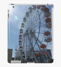 BIG WHEEL iPad Case/Skin