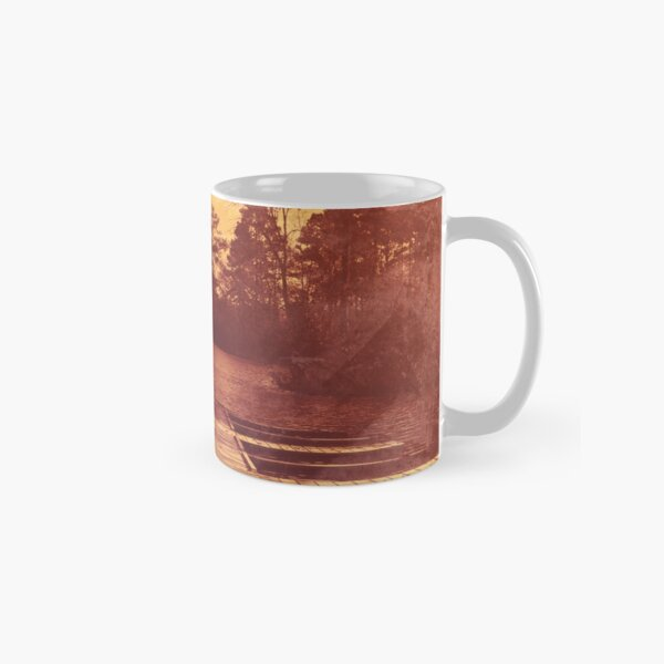 Escape - End of Pier by Jan Marvin Classic Mug