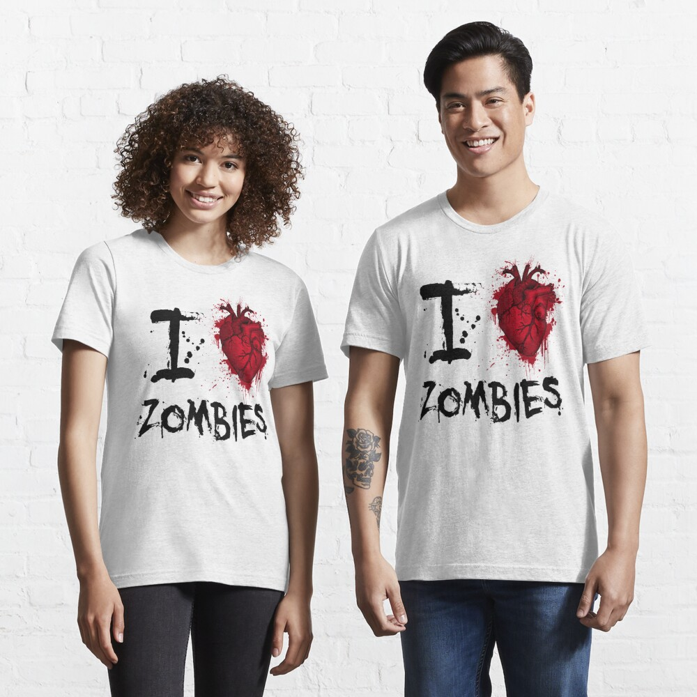 I heart zombies Essential T-Shirt