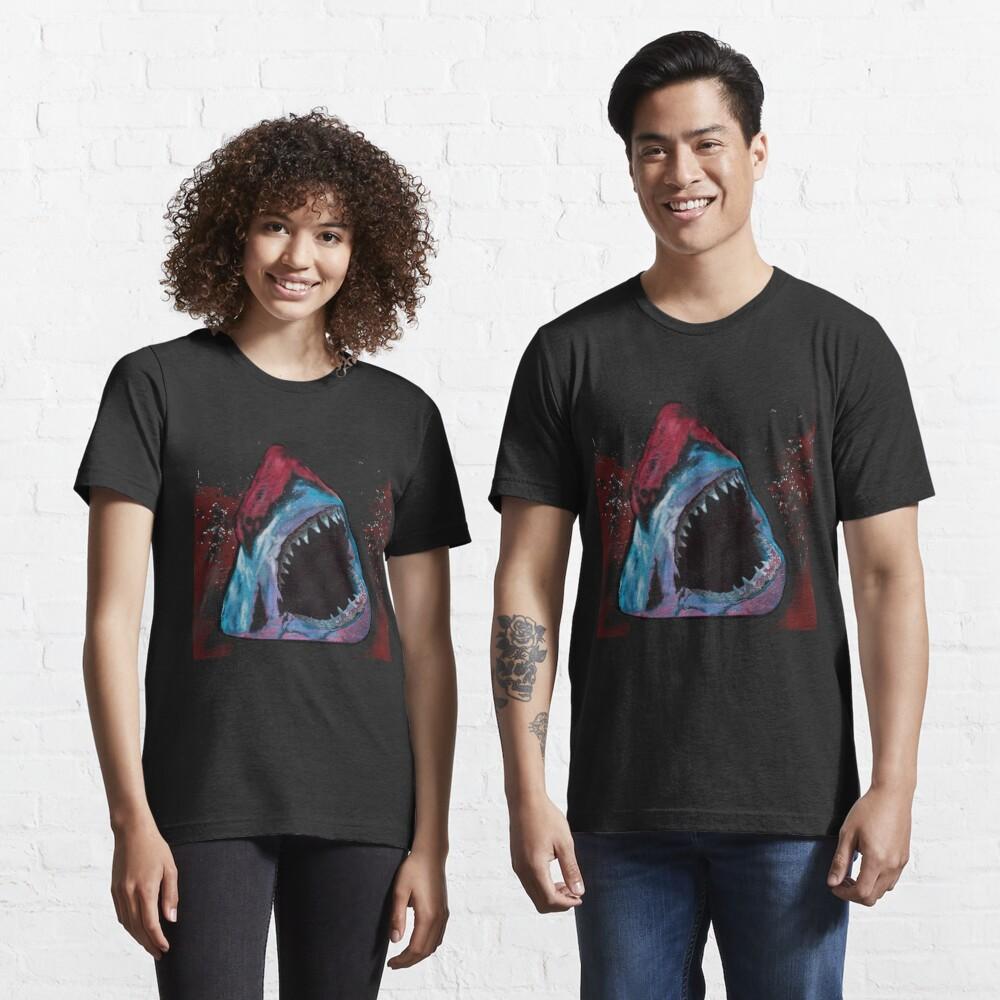 12th Doctor Galaxy Shark T-Shirt Essential T-Shirt