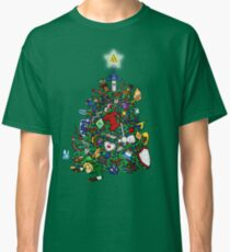 Link's Real Inventory (Christmas Edition) Classic T-Shirt