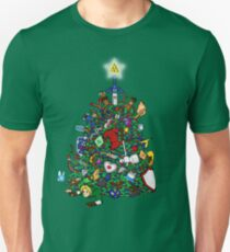 Link's Real Inventory (Christmas Edition) T-Shirt