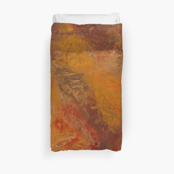 Autumn Equinox Duvet Cover