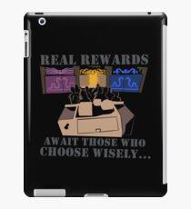 Real Rewards iPad Case/Skin