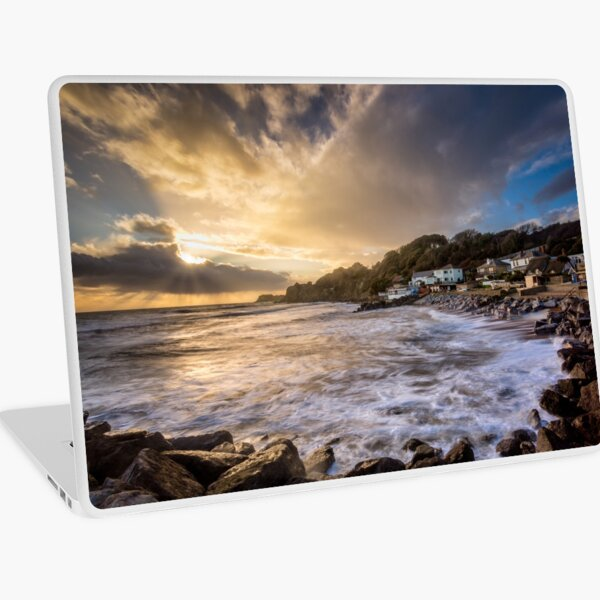 Steephill Cove Isle Of Wight Laptop Skin