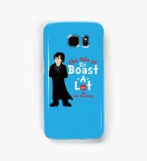 The Tale of Sir Boast-A-Lot Samsung Galaxy Case/Skin