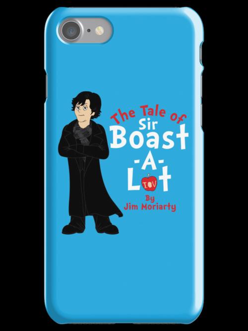 The Tale of Sir Boast-A-Lot by huckblade