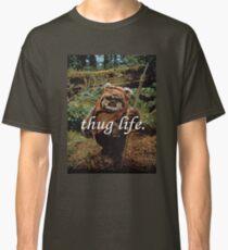Ewok Thug Life Classic T-Shirt