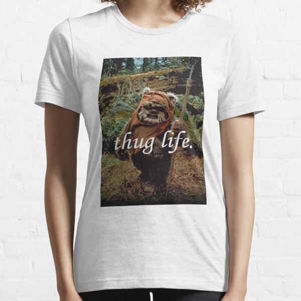 Ewok Thug Life Essential T-Shirt