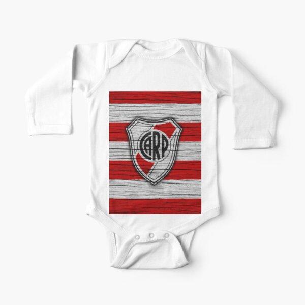 CA River Plate Body de manga larga para bebé