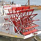Paddle Wheel by Jack Ryan