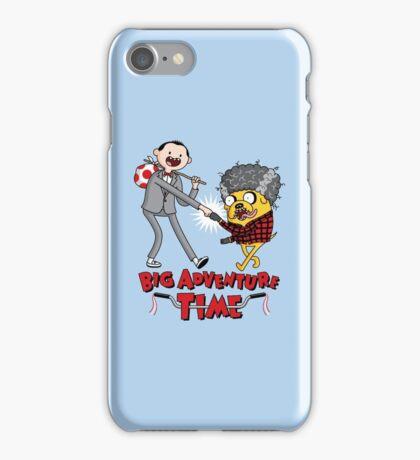 Big Adventure Time iPhone Case/Skin