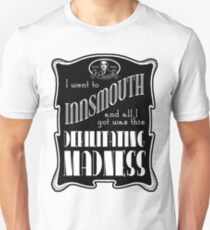 I Went To Innsmouth (For Light Colors) Slim Fit T-Shirt