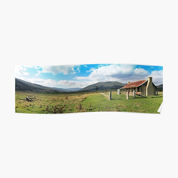 Orroral Valley Homestead Poster