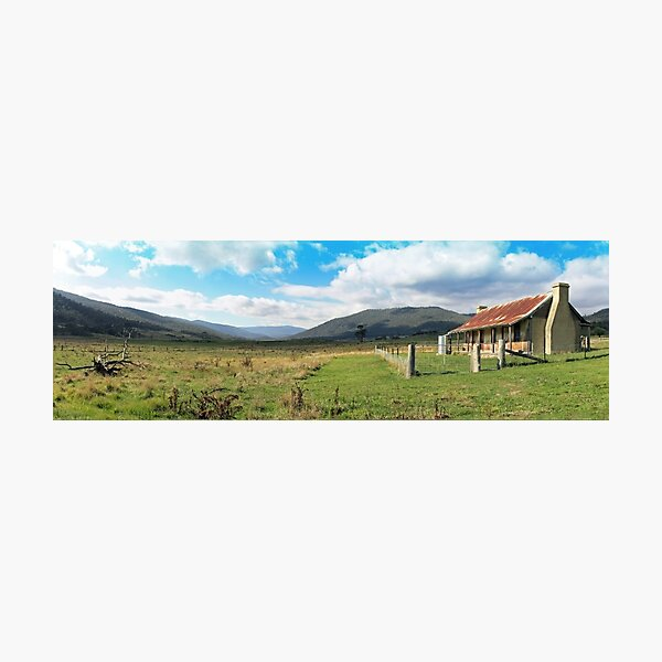 Orroral Valley Homestead Photographic Print