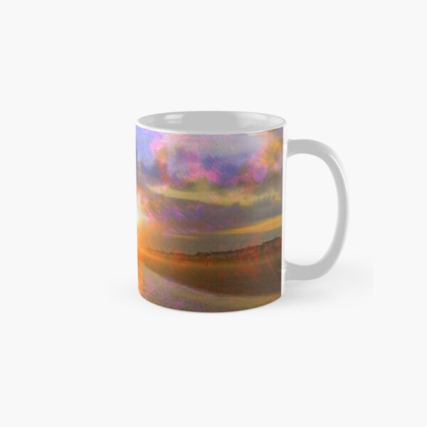 Colorful Sunset by Jan Marvin Classic Mug