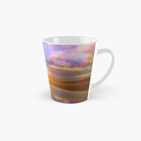 Colorful Sunset by Jan Marvin Tall Mug