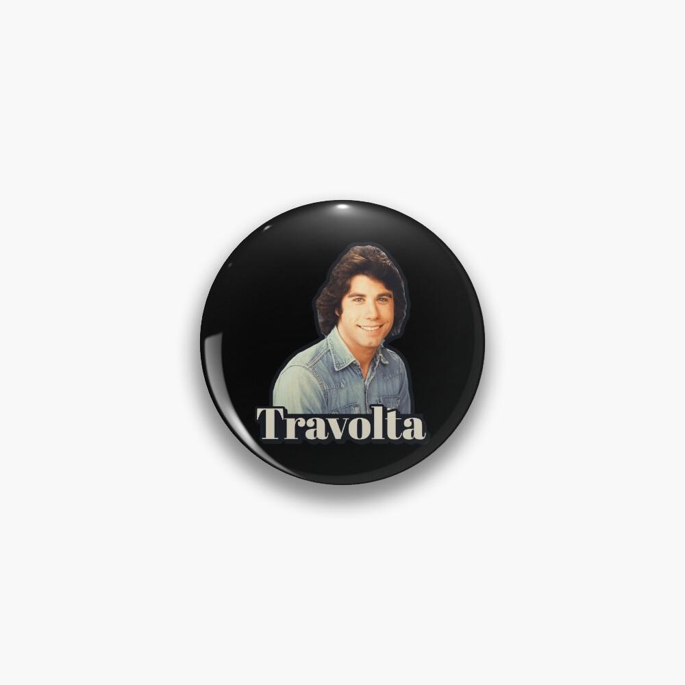 Travolta Pin