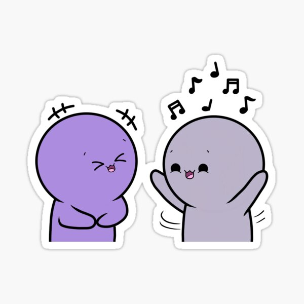 Cheer up Sticker