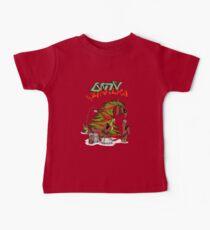 Merry Utini Xmas Basic Baby Tee