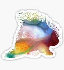 Porcupine  Sticker