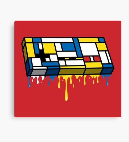 The Art of Gaming Canvas Print
