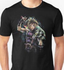 Cloud Painting Portrait  Unisex T-Shirt