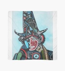 TOM BAKER THE WIZARD Scarf