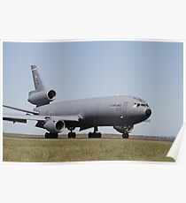 USAF KC-10 Extender Poster