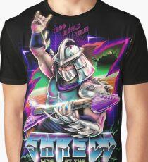 Shredd Live at the Technodrome in 1988 Graphic T-Shirt