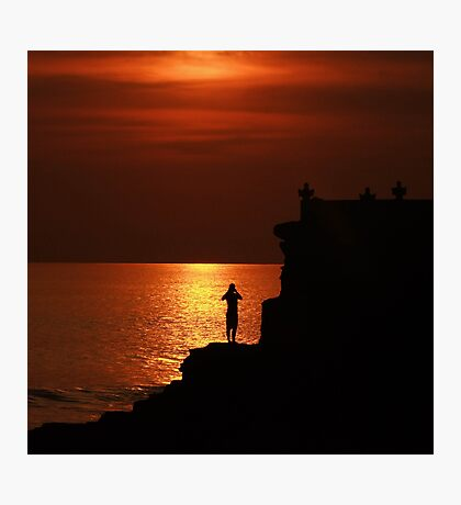 Glowing - Bali Photographic Print