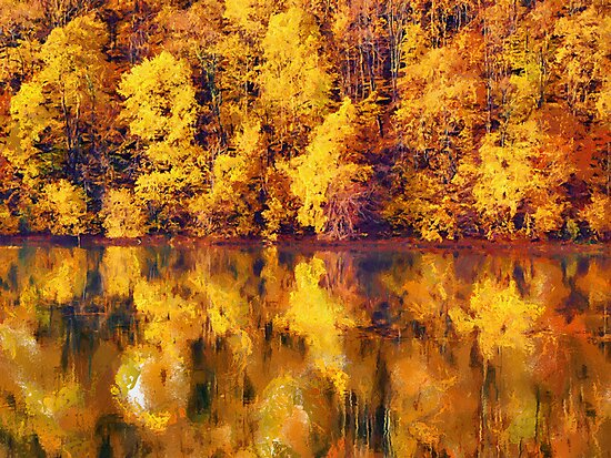 full of yellows by bogfl