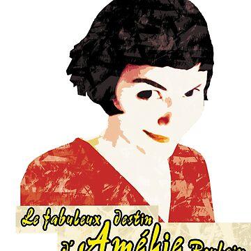 Le fabuleux destin d'Amélie Poulain by rockandrell