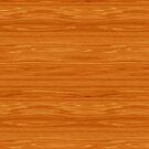 Amber Wood Grain by pjwuebker
