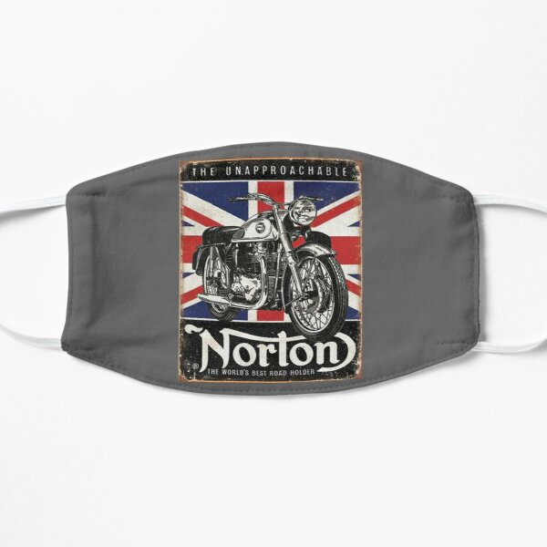 NORTON MOTORCYCLES / UNAPPROACHABLE VINTAGE-STYLE Mask