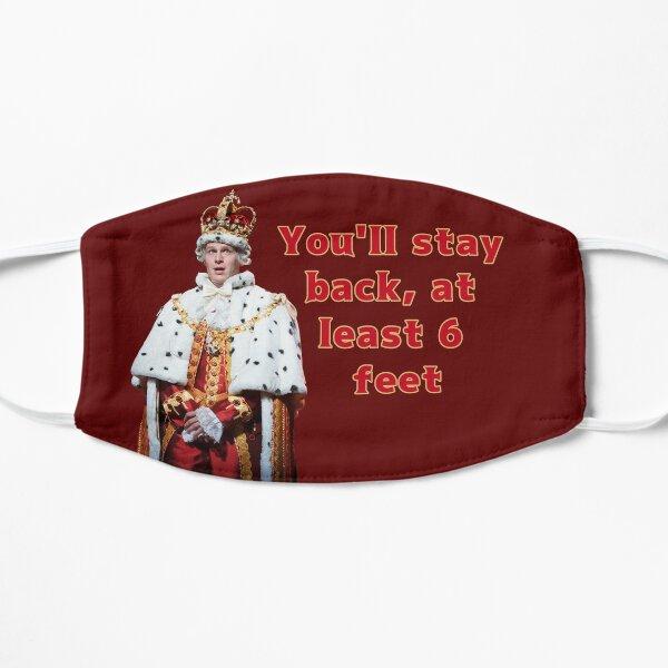 King  Flat Mask