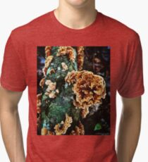 Turkeytails Tri-blend T-Shirt