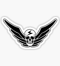 Street Fighter Shadaloo Shadowlaw Gaming Martial Arts Game  Sticker