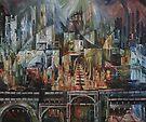 City of Dreamers II by Stefano Popovski