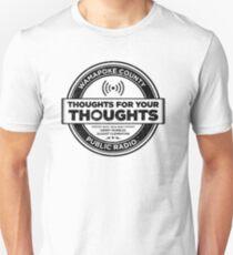 Herzlich willkommen Slim Fit T-Shirt