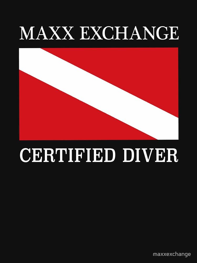 Maxx Exchange Certified Diver Frogman Snorkel. by maxxexchange