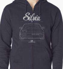 Silvia S13|180SX Zipped Hoodie