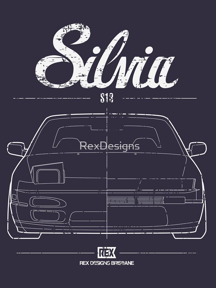 Silvia S13|180SX | Unisex T-Shirt