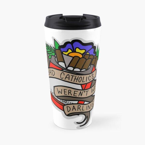 Bad Catholics Travel Mug