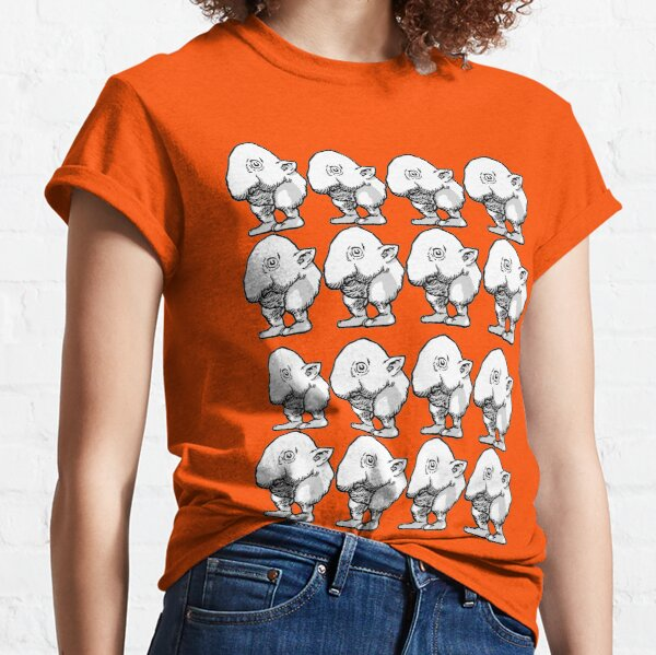 berserk tshirt schnoz nose thing T-shirt classique