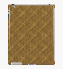 Tight Weave Basket iPad Case/Skin