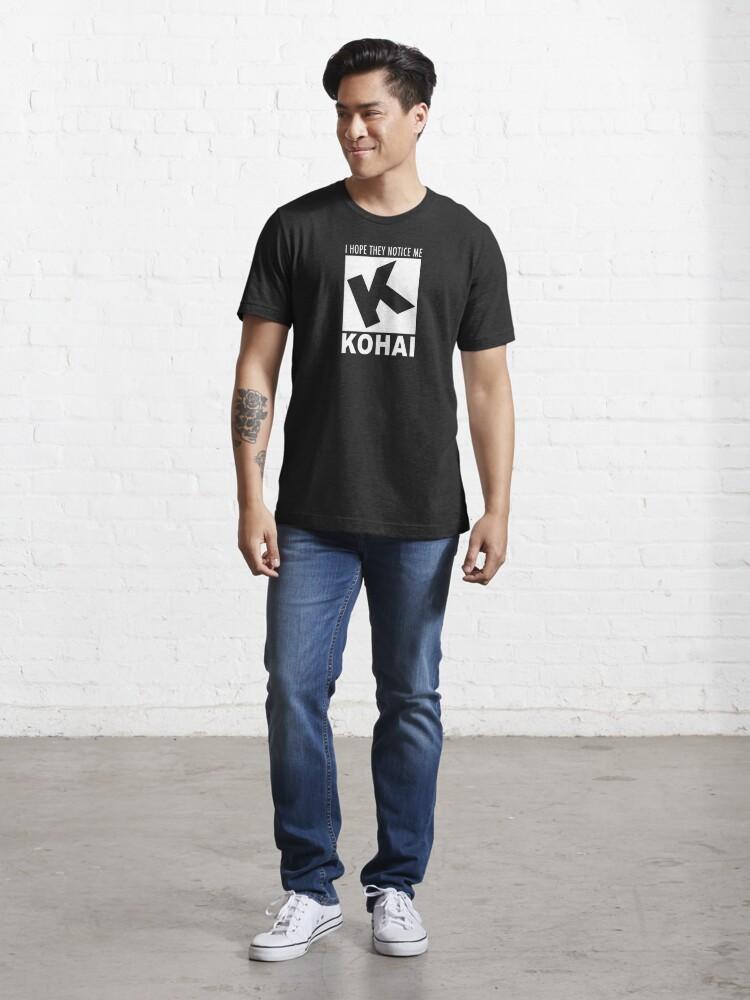 Alternate view of Kohai rating Essential T-Shirt