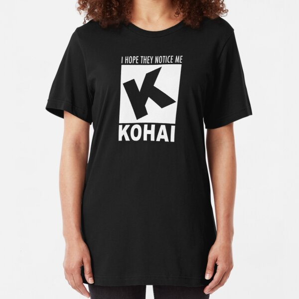Kohai rating Slim Fit T-Shirt