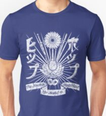 The samurai who smells of sunflowers T-Shirt