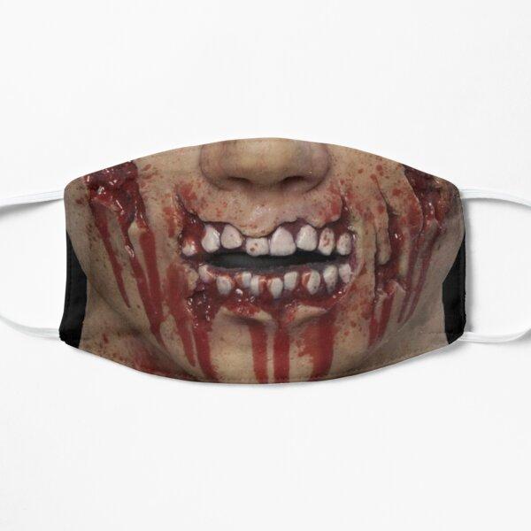 Lèvres chaudes le zombie Masque sans plis